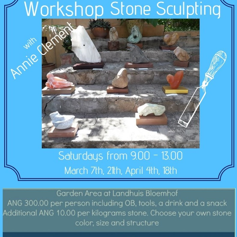 Stone Sculpting for Adults