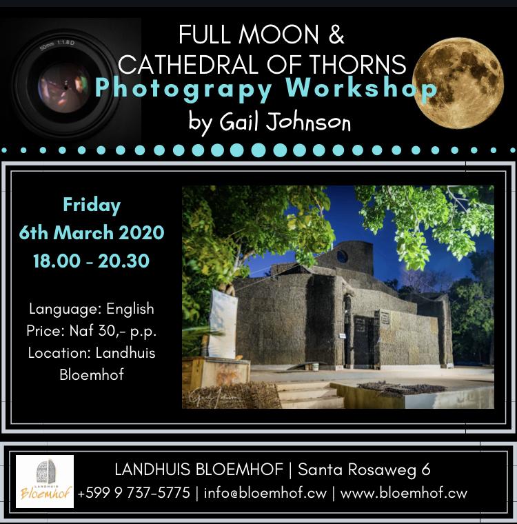 Moonlight Photo Workshop with Gail Johnson