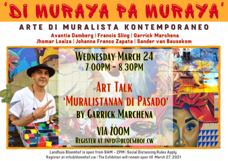 ART TALK 'MURALISTANAN DI PASADO'