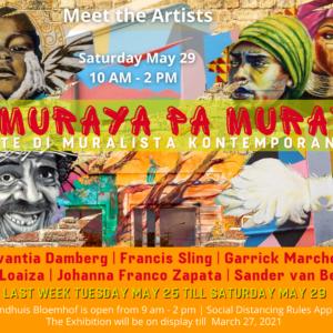 MEET THE ARTISTS Di muraya pa muraya