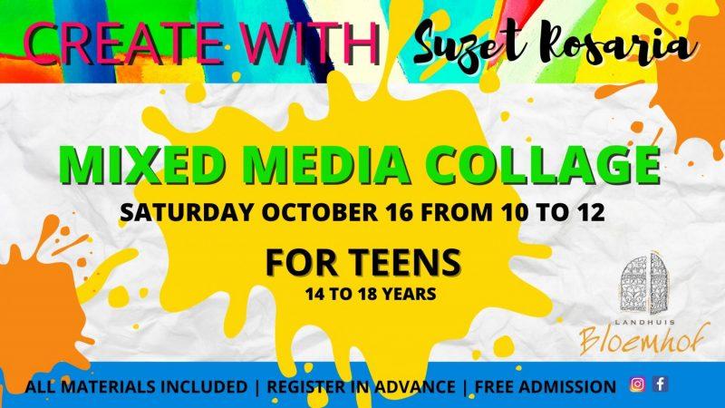 Suzet Rosaria Teen workshop